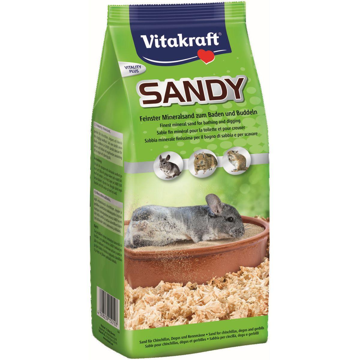 VI CHINCHILLA SANDY SPEC. 1KG 00002