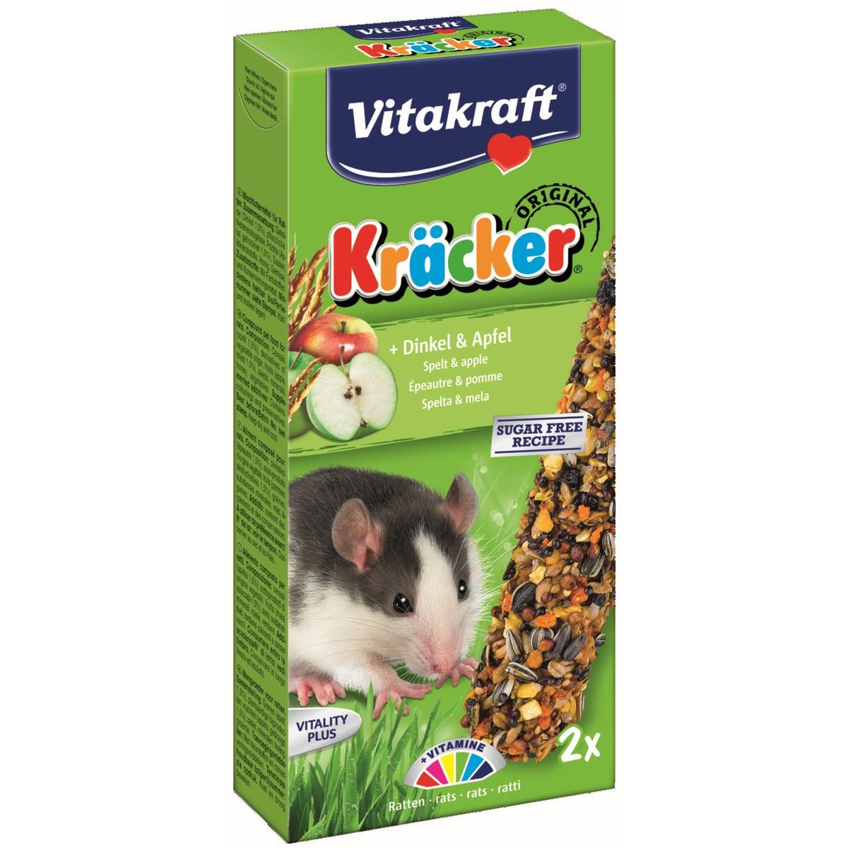 VI KRACKER RAT APP/SPELT 2/1 J 00003