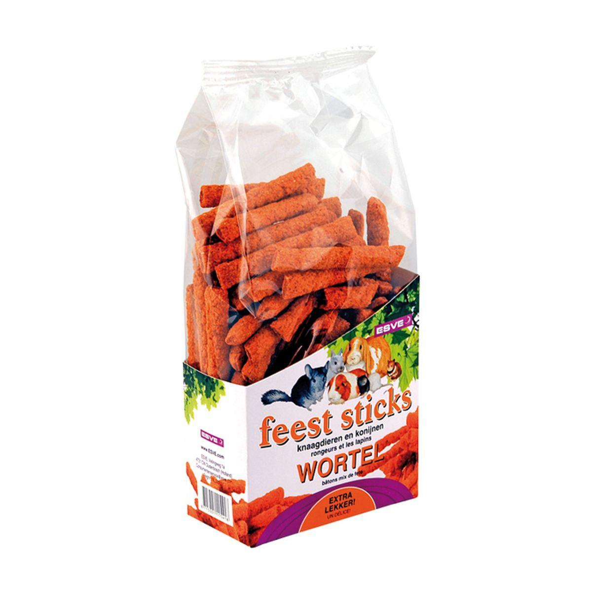 Feeststicks knaagdier 150 gr