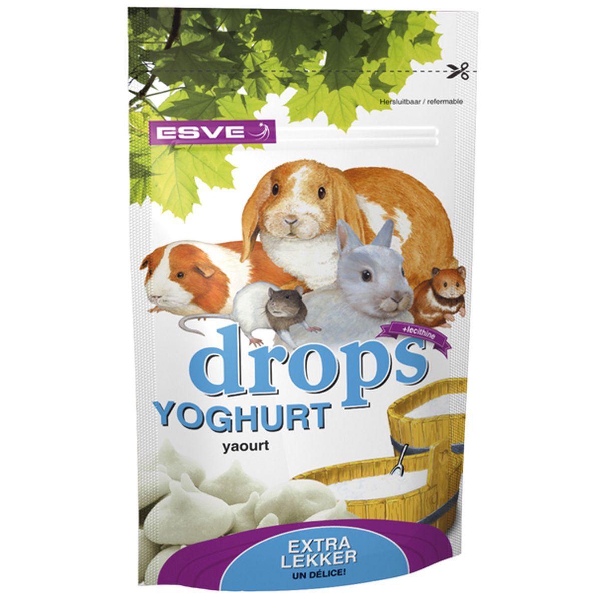 Esve - drops meerkleurig 75 gr