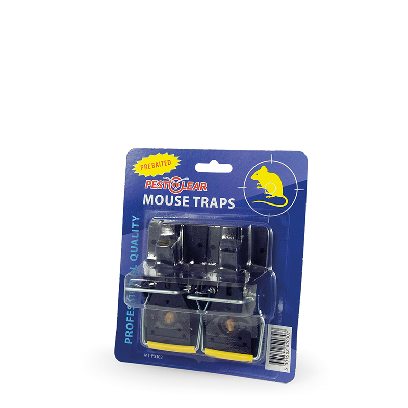 PC PREBAITED MOUSE TRAPS 2ST 00001