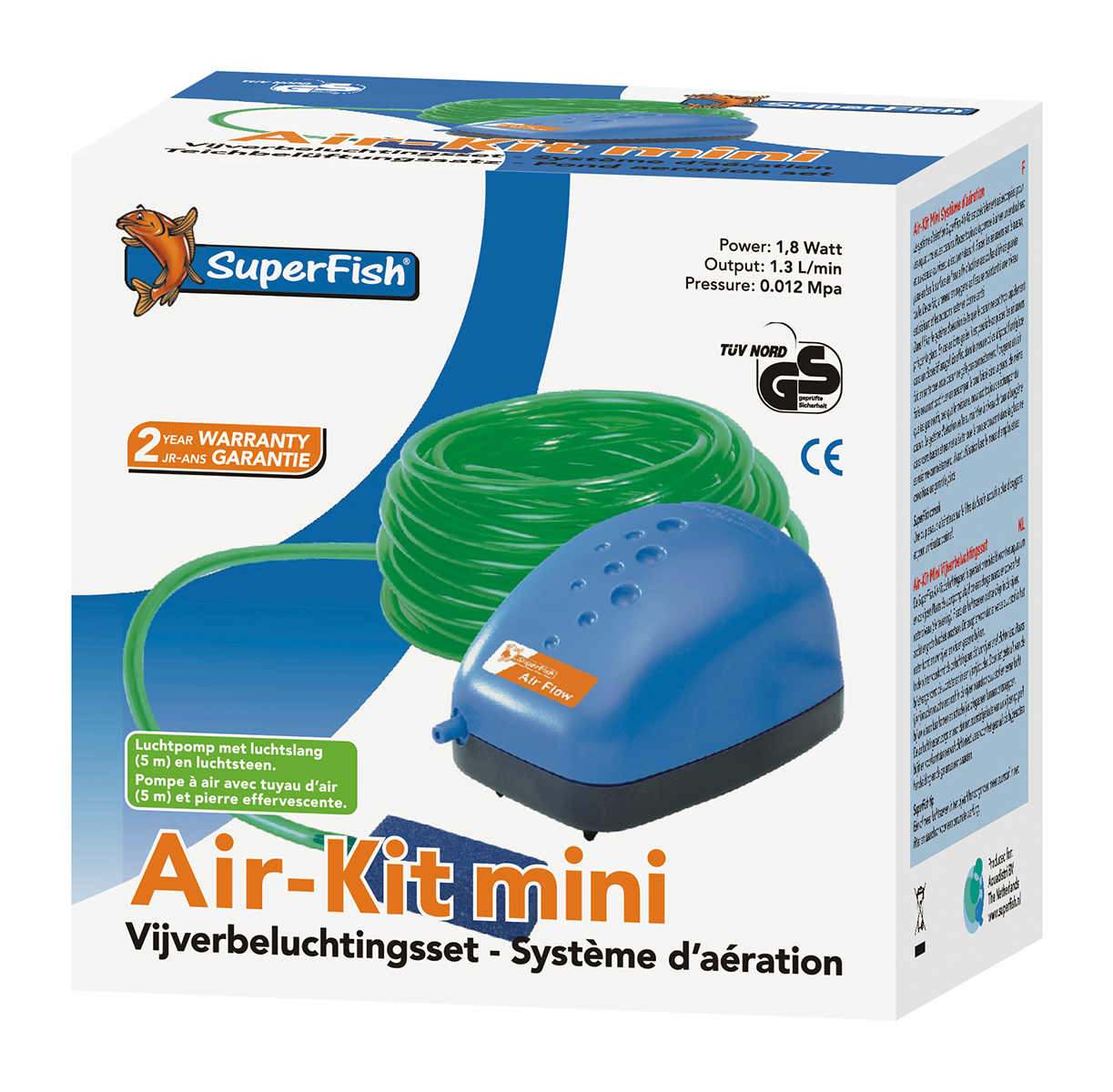 Superfish air kit mini