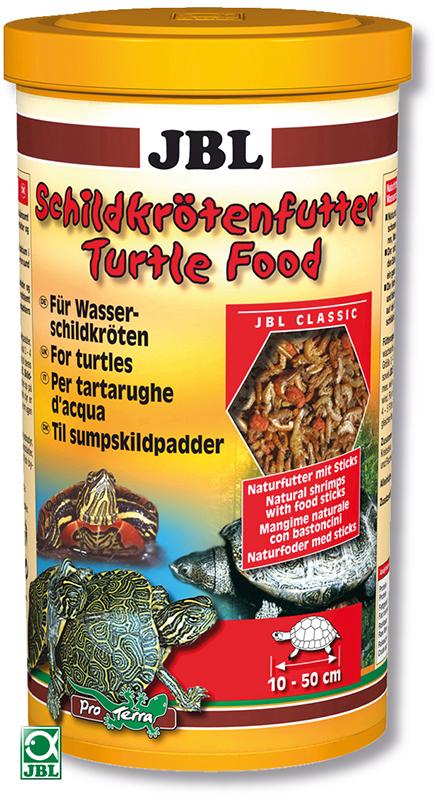 Jbl - schildpadvoer meerkleurig 1 ltr