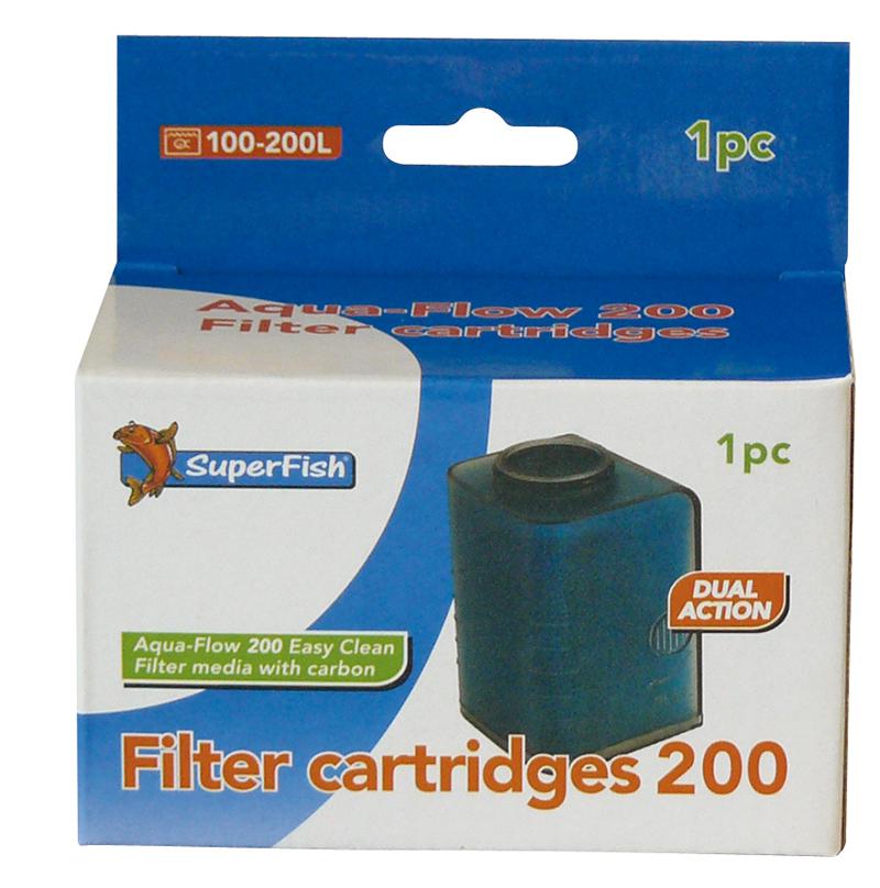 SF FILTER CART. A.FLOW 200/300 N 00001