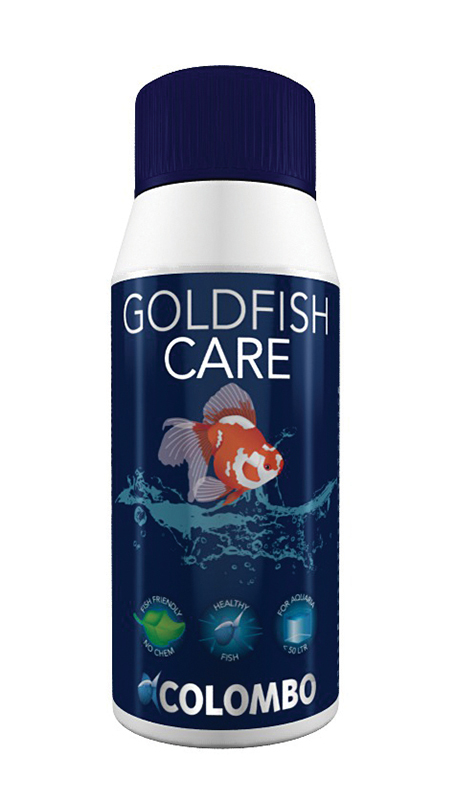 Goldfish care blauw 100 ml