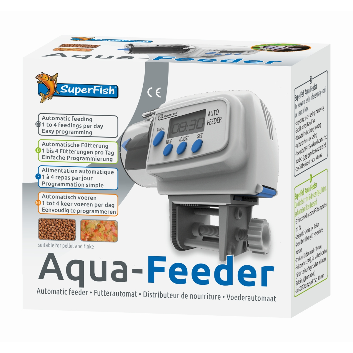 SF AQUA FEEDER WIT N 00001