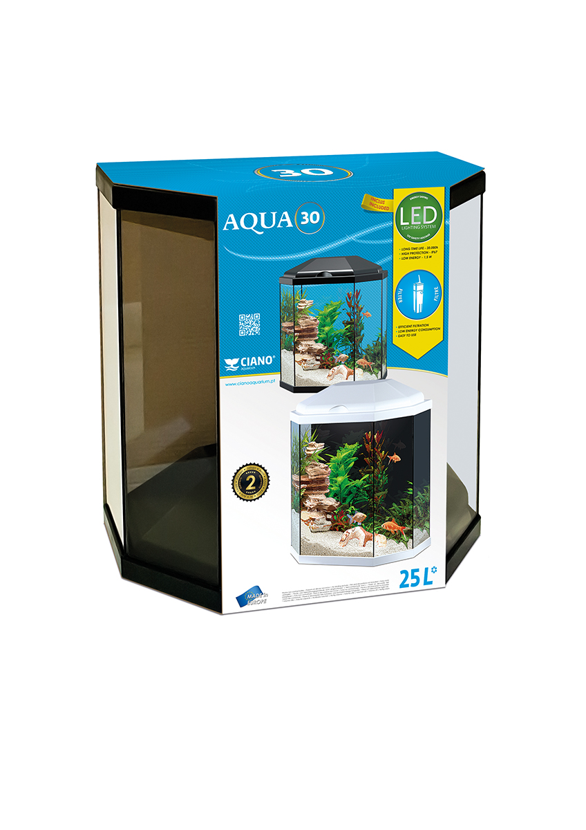 AQUARIUM HEXAGON