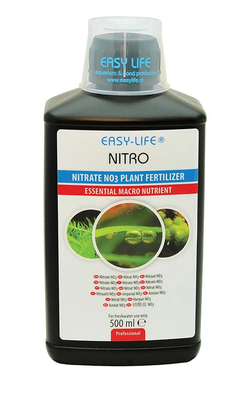 Easy life - nitro meerkleurig 500 ml