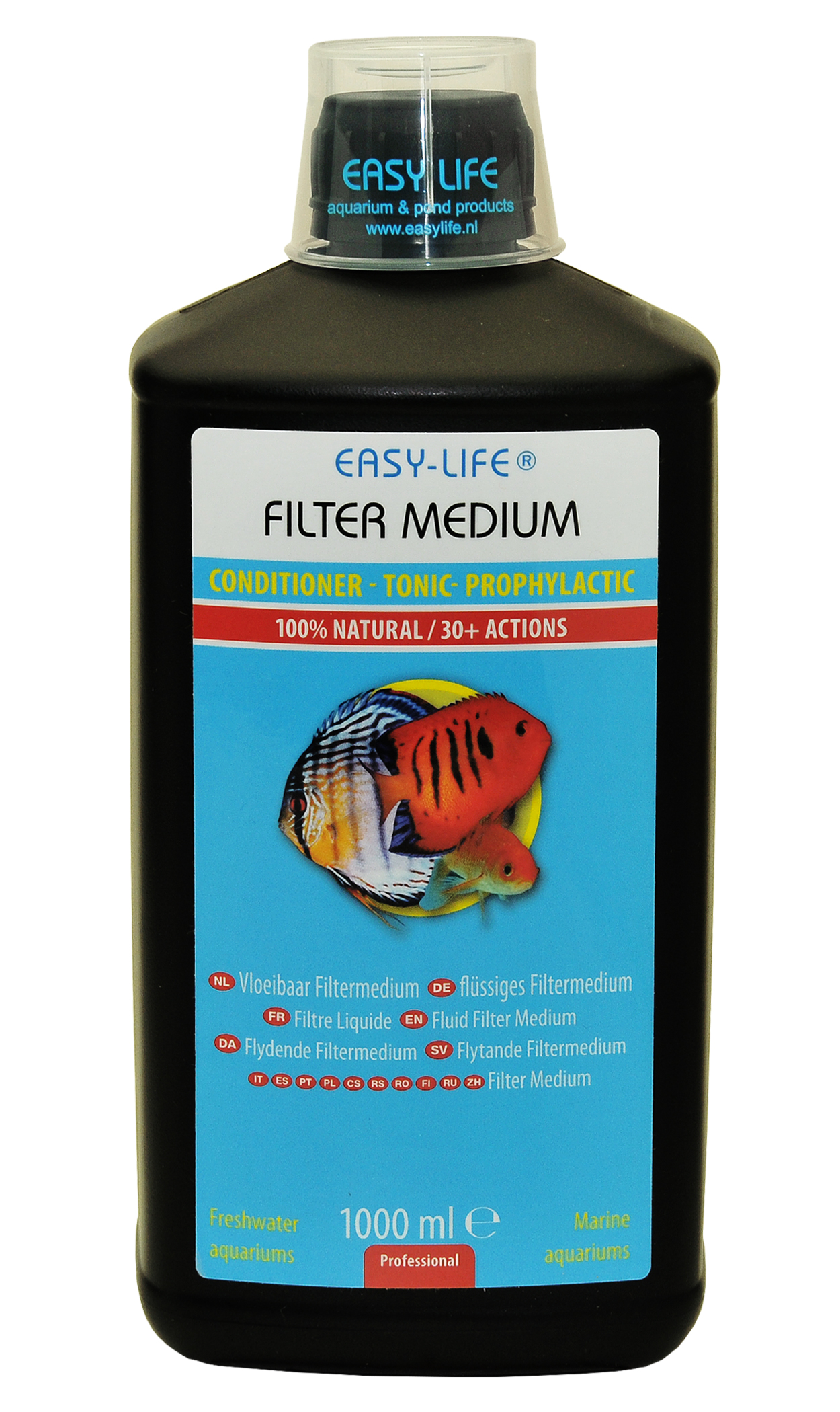 Productafbeelding voor 'EL FILTER MEDIUM 1000ML 00001'