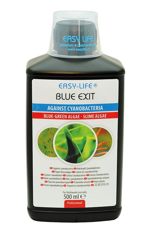 Easy life - blue exit meerkleurig 500 ml