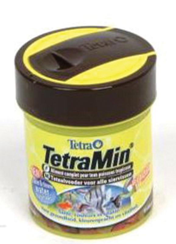 Tetra - tetramin bio active meerkleurig 1 ltr