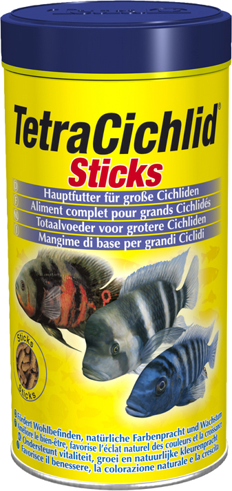 Cichlidensticks 500 ml