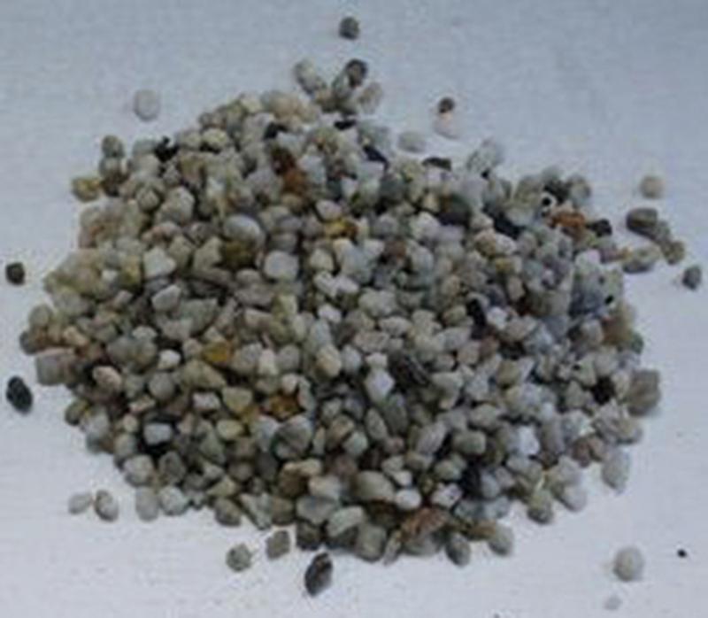Productafbeelding voor 'Vdl - aquariumgrind licht grijs 2,5 kg'