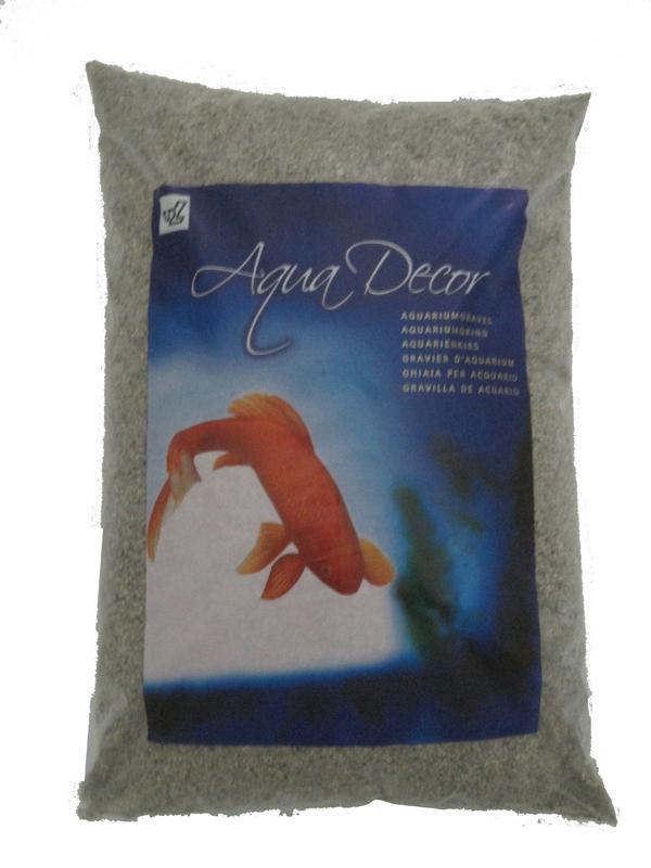 Productafbeelding voor 'Vdl - aquariumgrind grijs 10 kg'