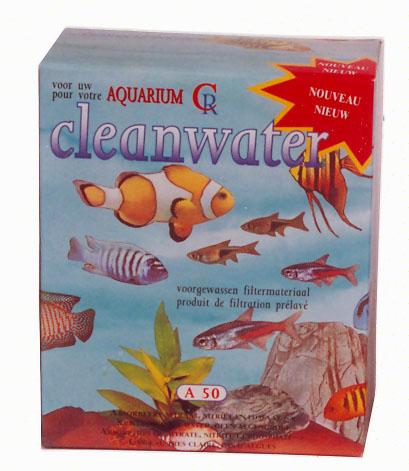Cleanwater - clean water meerkleurig 250 ml