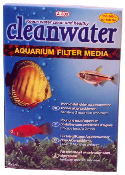 Cleanwater - clean water meerkleurig 1 ltr