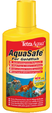 TETRA GOLDFISH AQUASAFE 250ML 00001