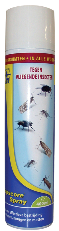 TOPSCORE VLIEGEND INSECT 400ML N 00001