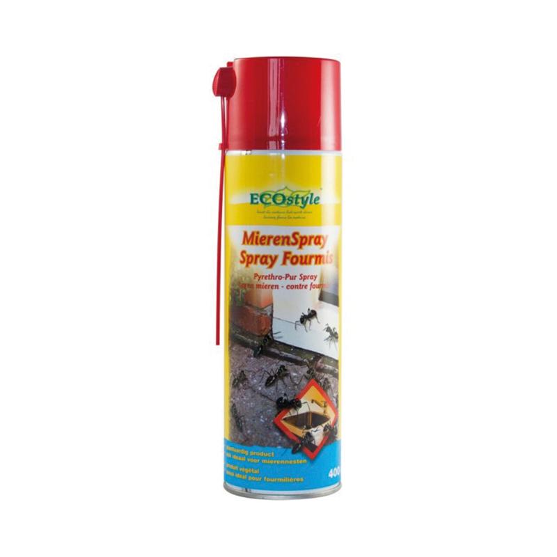 Mierenspray geel 400 ml