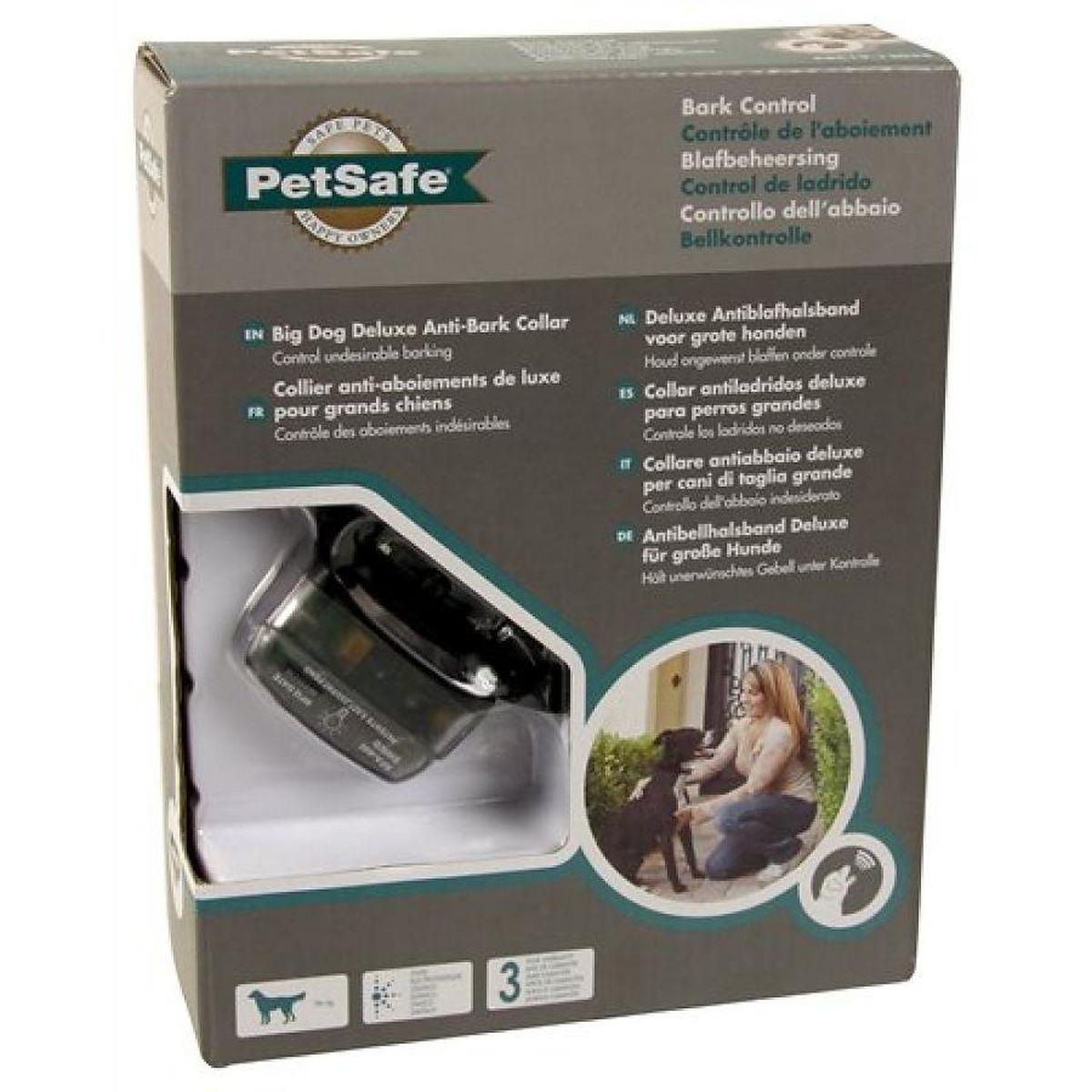 Anti blafband Petsafe 6016 deluxe grote hond vanaf 18kg