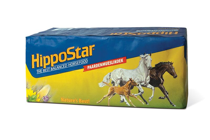 Paardenmueslikoek meerkleurig 7,2 kg
