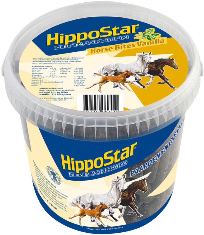 HORSE BITES