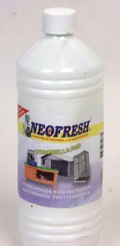Neofresh - reinigingsmiddel wit 1 ltr