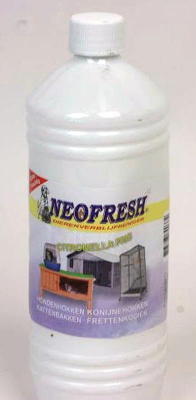 Neofresh - reinigingsmiddel 10 ltr