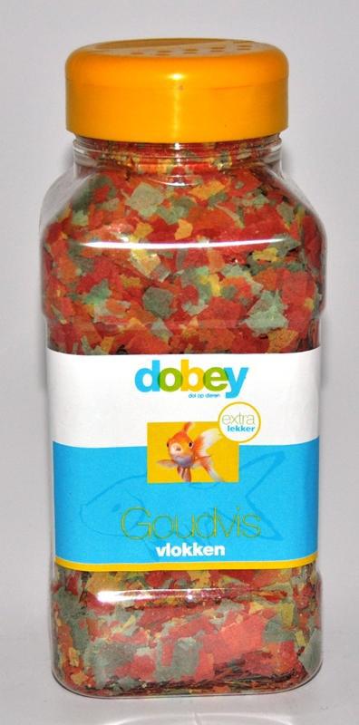 Dobey - goudvisvlokken 330 ml