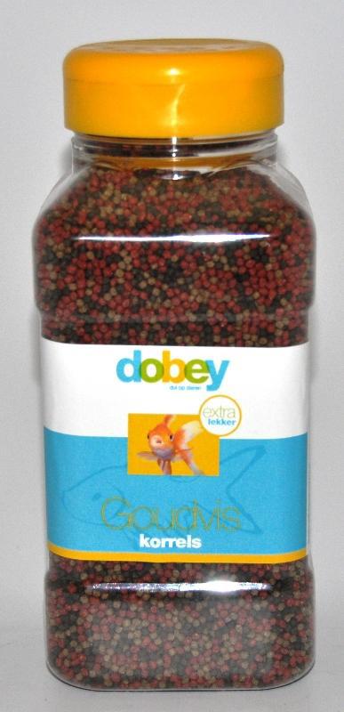 Dobey - goudviskorrels 1 ltr