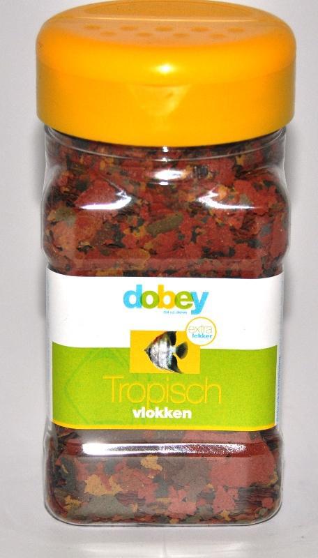 Dobey - tropische vlokken 330 ml