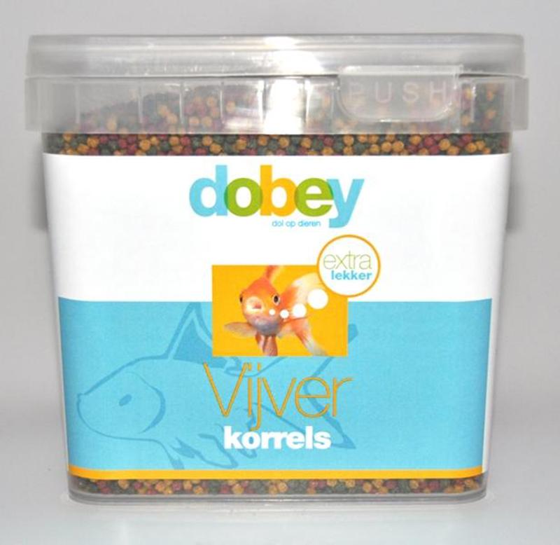 Dobey - vijverkorrels 10 ltr