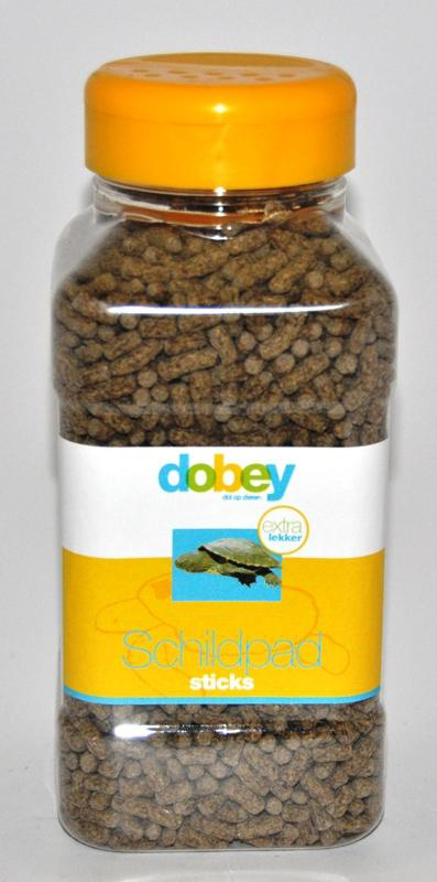 Dobey - schildpadden sticks 1 ltr